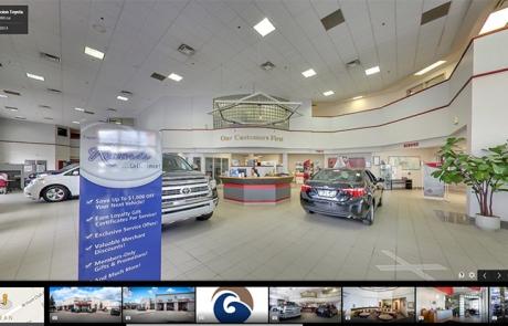 Tony Graham Scion Toyota by vista360.ca