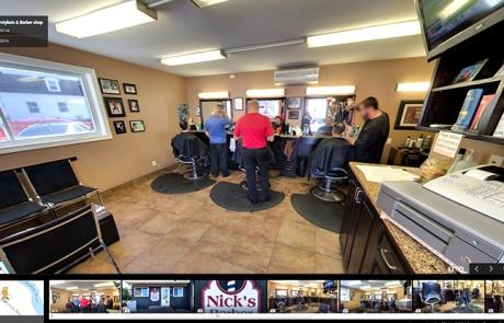 Nicks Barbershop