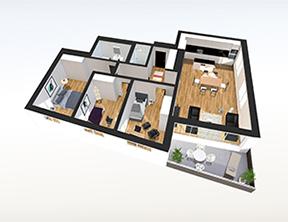 Residential Model 1